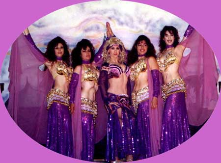 Fahtiem and the Sultan's Delites, Belly Dance Troupe