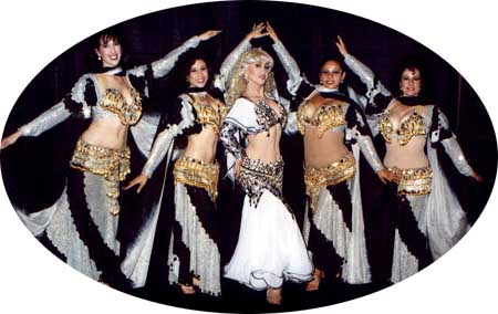 Fahtiem and the Sultan's Delites, Bellydance Troupe
