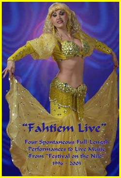 Fahtiem Live! Performance DVD